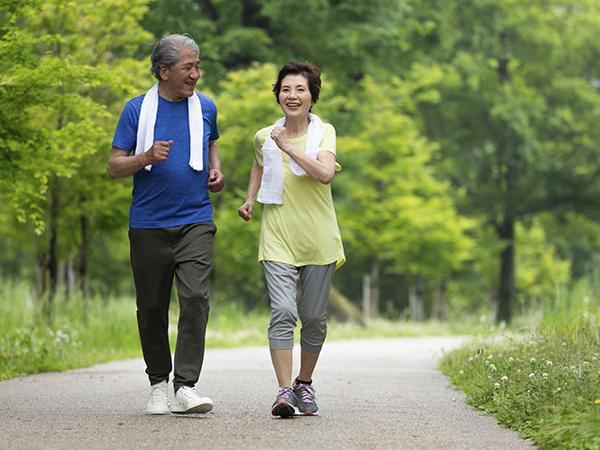 画像:運動療法